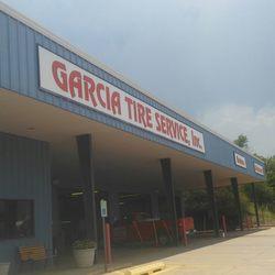 Garcia Tire Service Tires 1330 S Eastern Ave Oklahoma City Ok