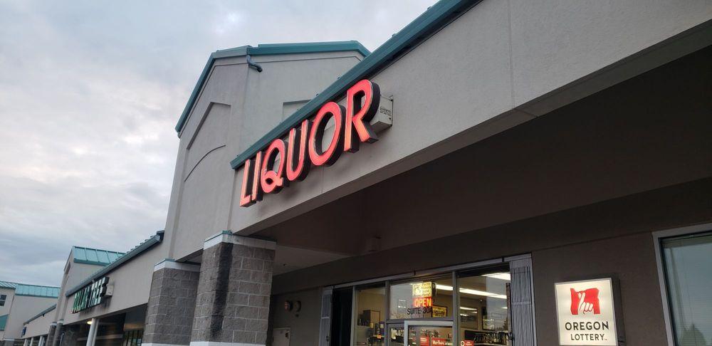 Farmington Liquor Store: 17455 SW Farmington Rd, Aloha, OR