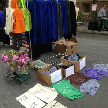 Alamo Square Neighborhood Association Flea Market