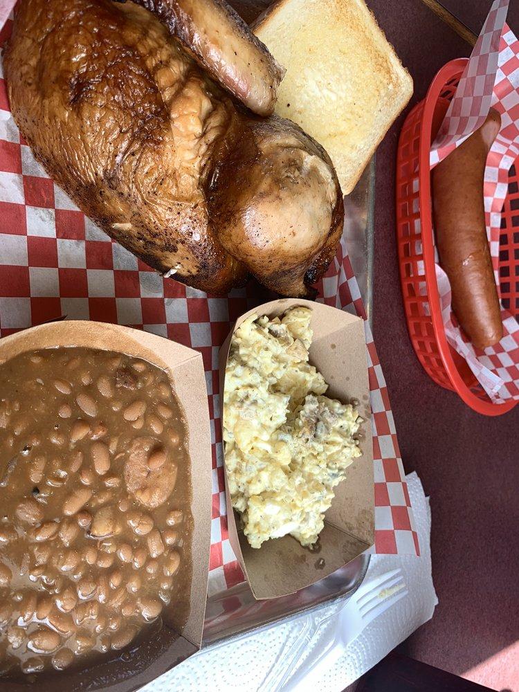 Cowboy Pit BBQ: 311 N Idaho St, Oldtown, ID