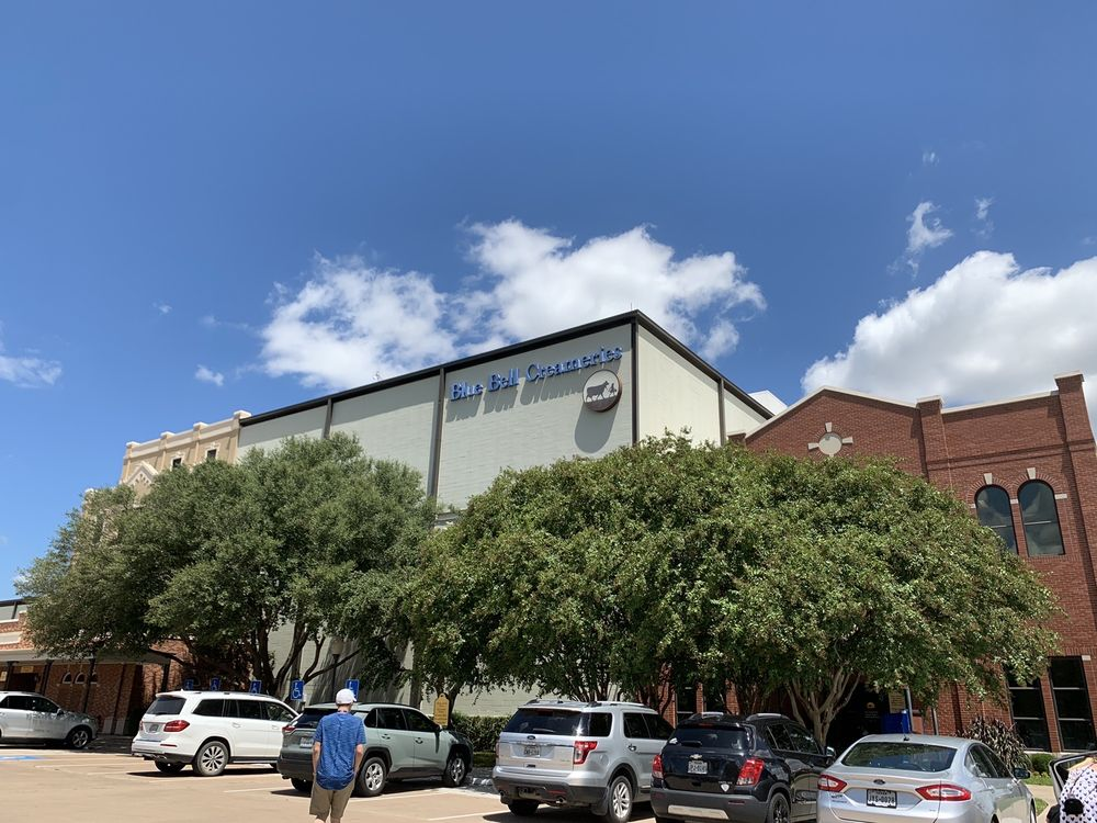 Blue Bell Creameries: 1101 S Blue Bell Rd, Brenham, TX