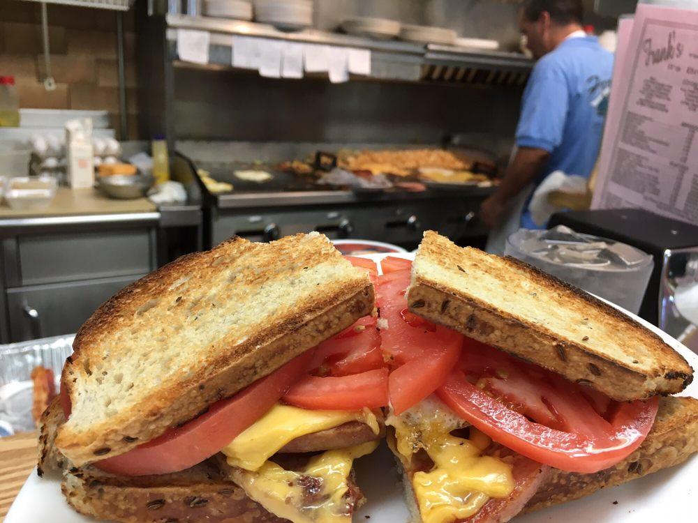 Frank's Deli & Restaurant: 1406 Main St, Asbury Park, NJ