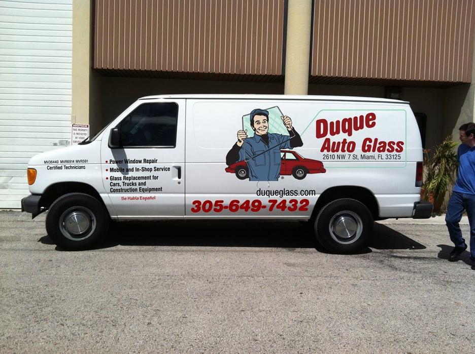 Duque Auto Glass