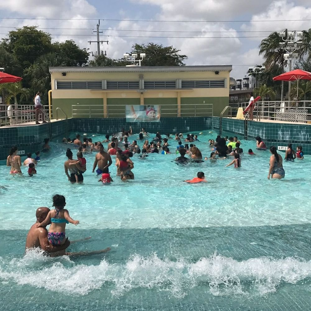 Wave Pool Yelp