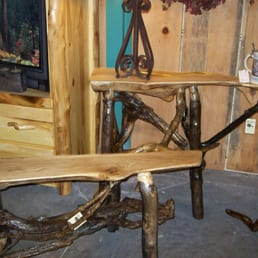 Photo Of Great Rustic Furniture Company Sevierville Tn United States Driftwood Design