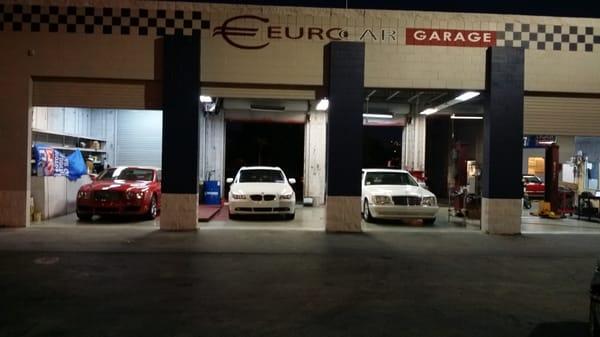Eurocar Garage 445 E Sunrise Blvd Fort Lauderdale Fl Auto Repair