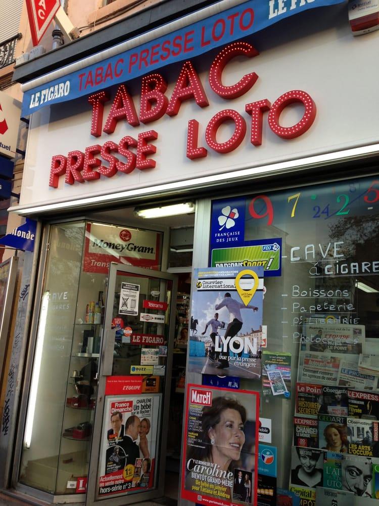 tabac presse de la mairie printmedien 145 147 bd de la croix rousse croix rousse lyon