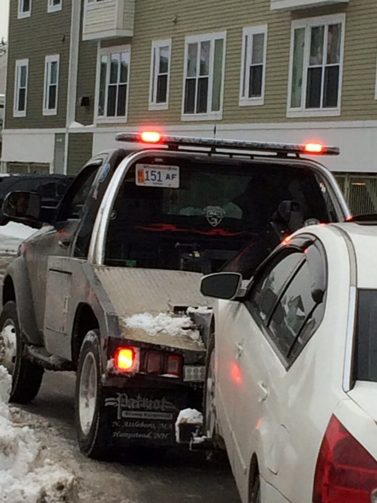 Towing business in Everett, MA