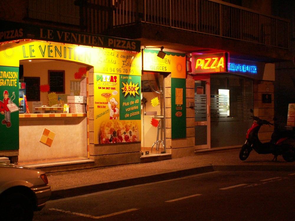Le v nitien pizza 29 avenue georges cl menceau ste maxime var france restaurant reviews - Cafe de france sainte maxime ...