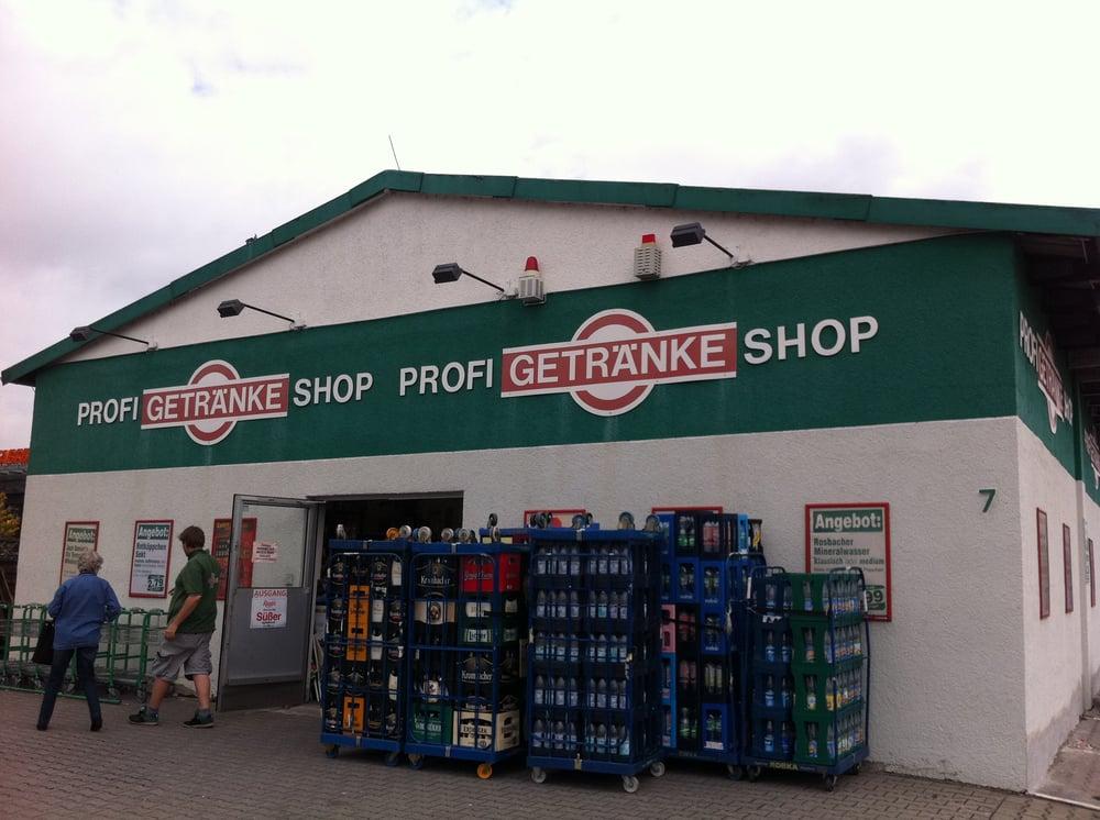 Profi Getränke Shop - Grocery - Robert-Bosch-Str. 7, Weiterstadt ...