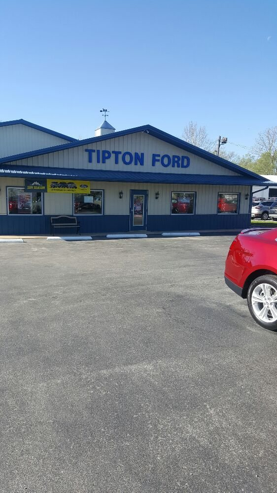 Tipton Ford - Auto Repair - 965 E Jefferson St Tipton IN - Phone Number - Yelp : tipton ford used cars - markmcfarlin.com