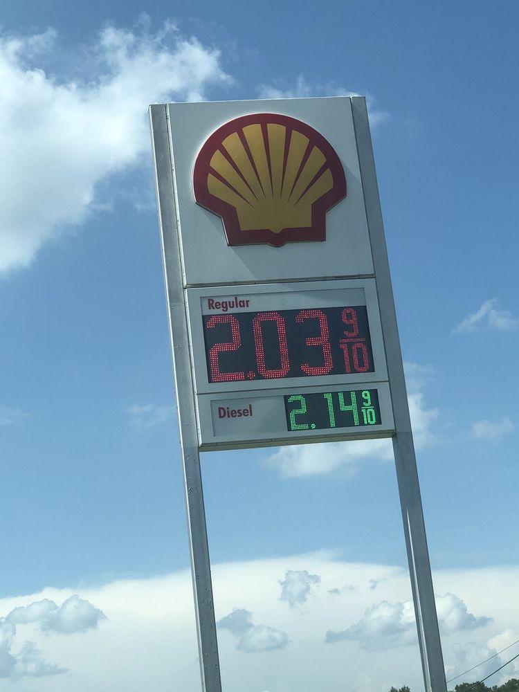 48 Shell: 3000 Highway 48 S, Dickson, TN