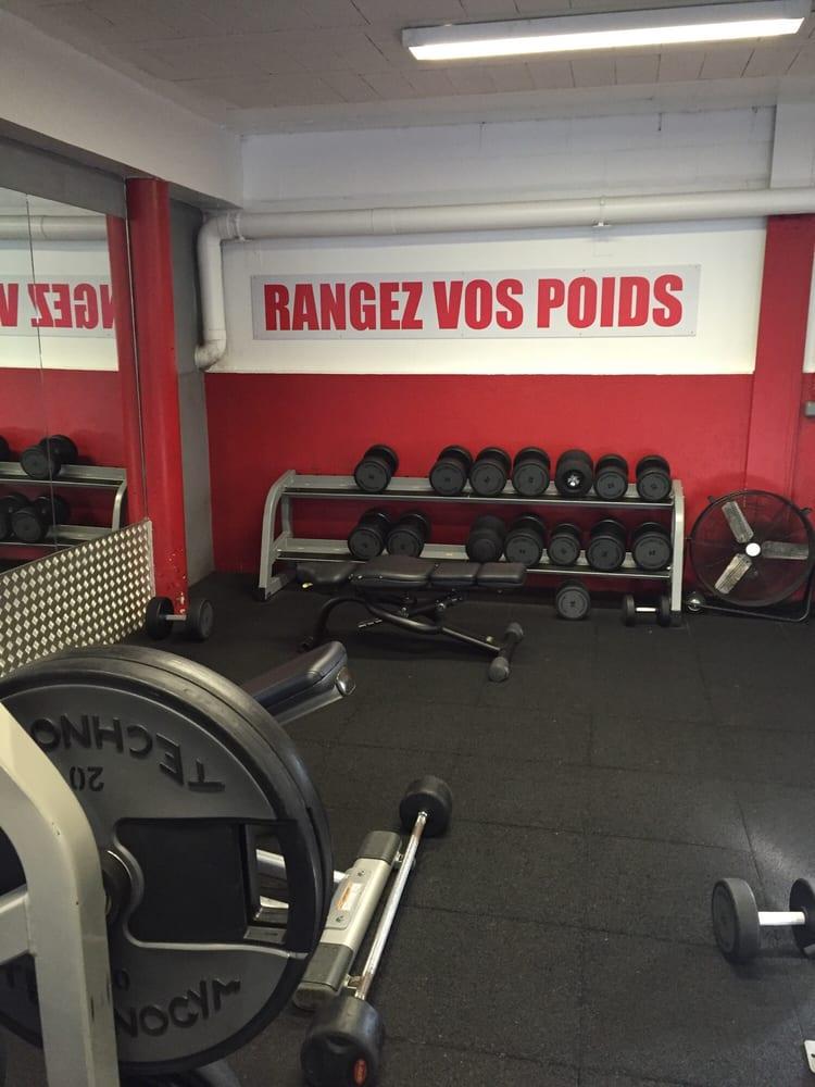 Energie Forme Gyms Bis Rue De Malleville EnghienlesBains - Salle de sport enghien les bains