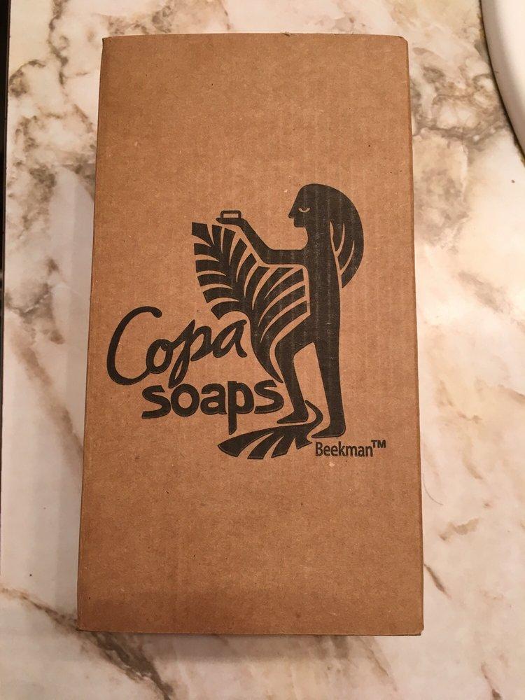 Beekman's COPA Soaps
