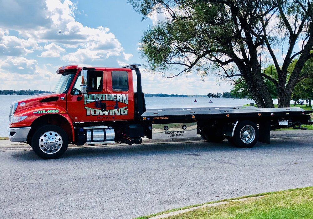 Northern Towing: 932 W 13th St, Cadillac, MI