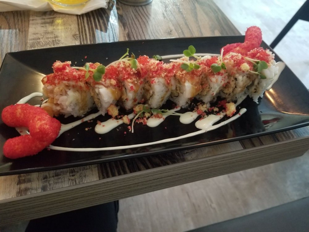 Food from Wasabi