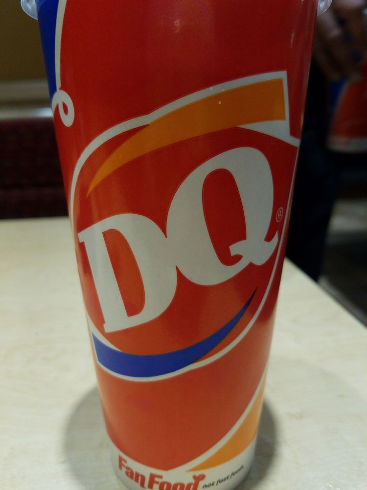 Dairy Queen Grill & Chill: 543 W Hamlet Ave, Hamlet, NC