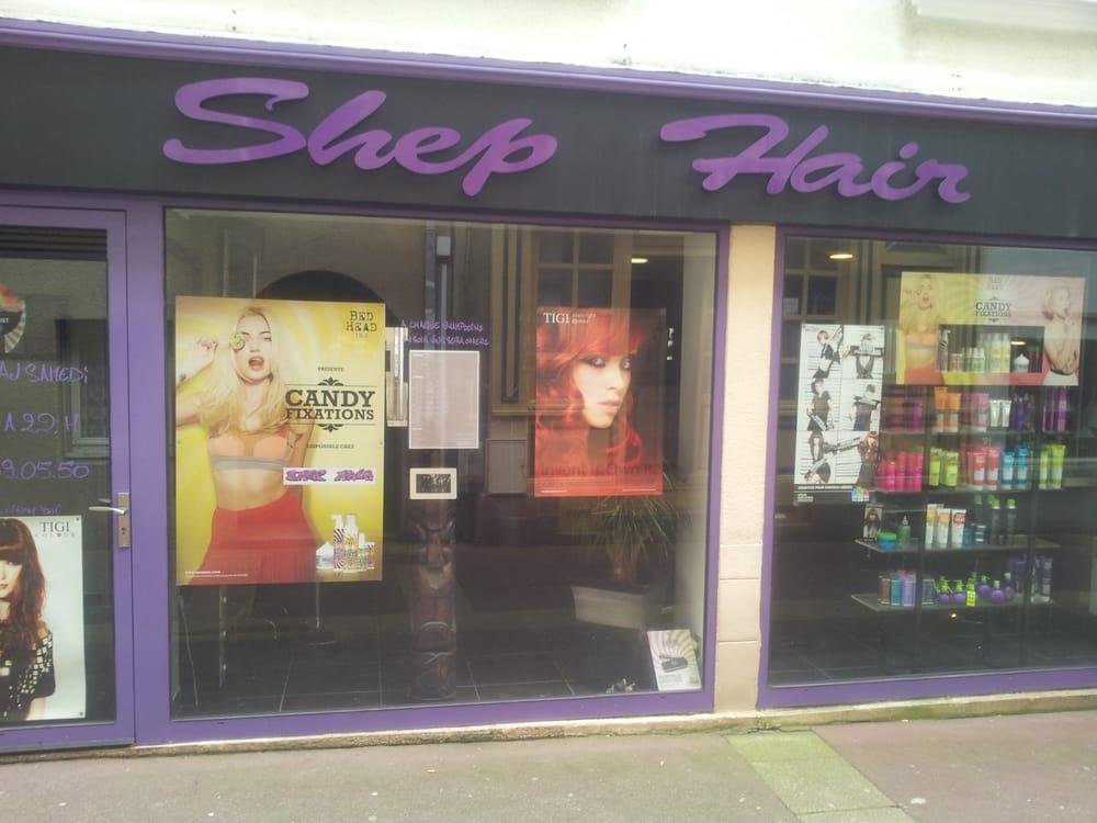 Shep hair coiffeurs salons de coiffure 26 rue des - Salon de coiffure qui recherche apprenti ...