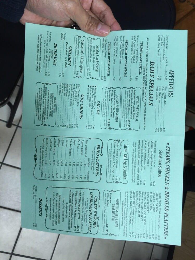 Danville Va Seafood Restaurants