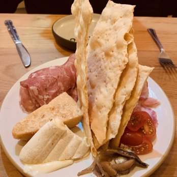 Photo Of Corto Jersey City Nj United States Cheese Accoutrements Side