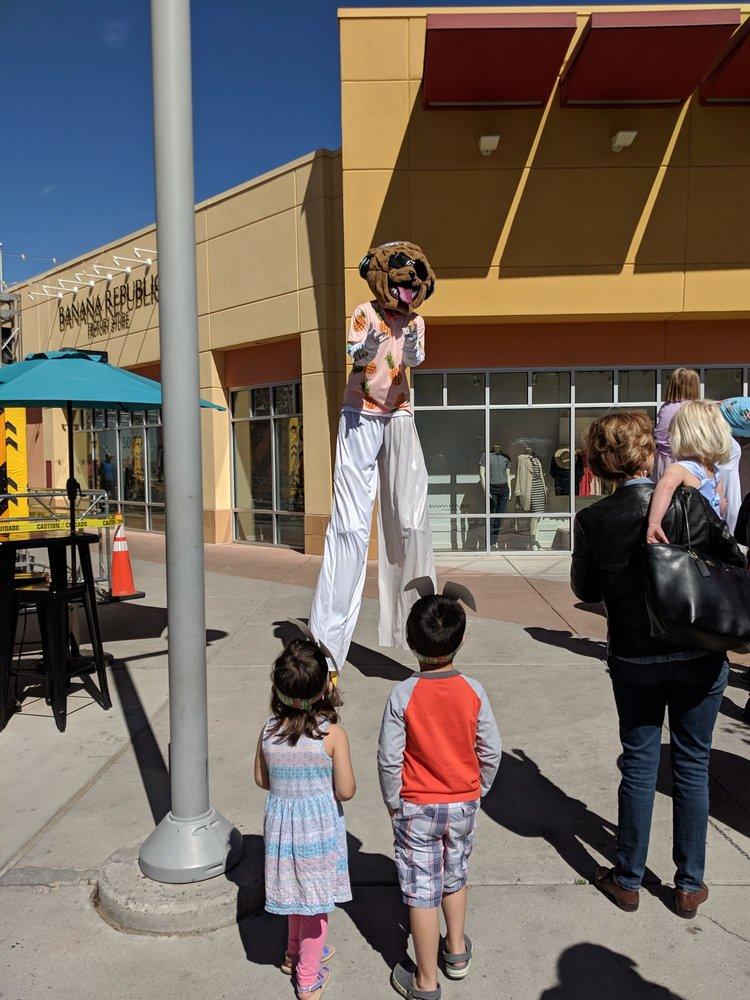 The Outlet Shoppes at El Paso: 7051 S Desert Blvd, Canutillo, TX