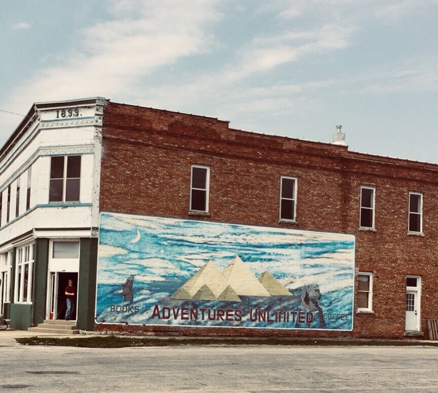 Adventures Unlimited: 303 Main St, Kempton, IL