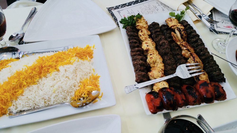 Shiraz Mediterranean Grill: 18101 Preston Rd, Dallas, TX