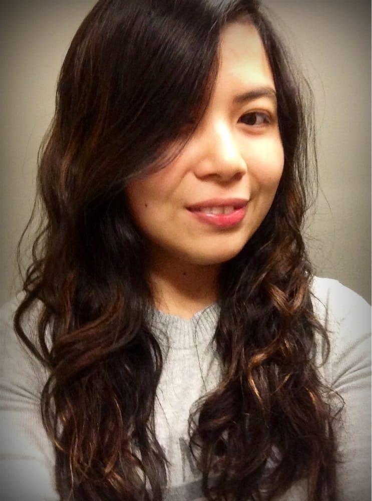 Asian hair salon review