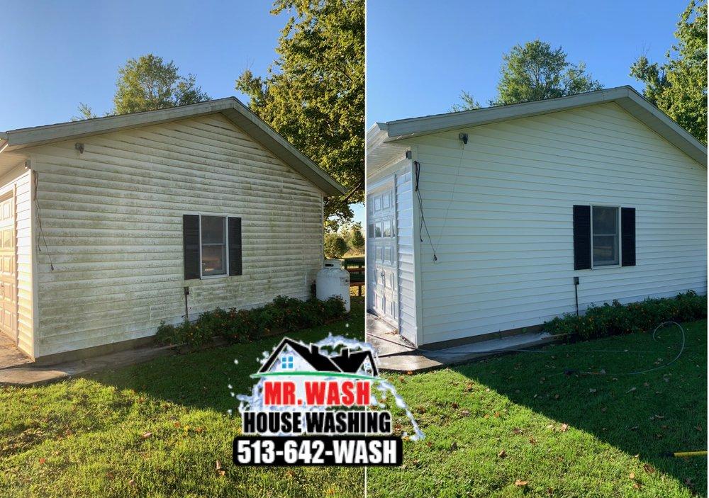 Mr. Wash House Washing: Ashridge Arnheim Rd, Sardinia, OH