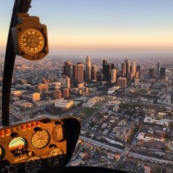 Photo Of Lite Flight Helicopters Van Nuys Ca United States Roaching Dtla