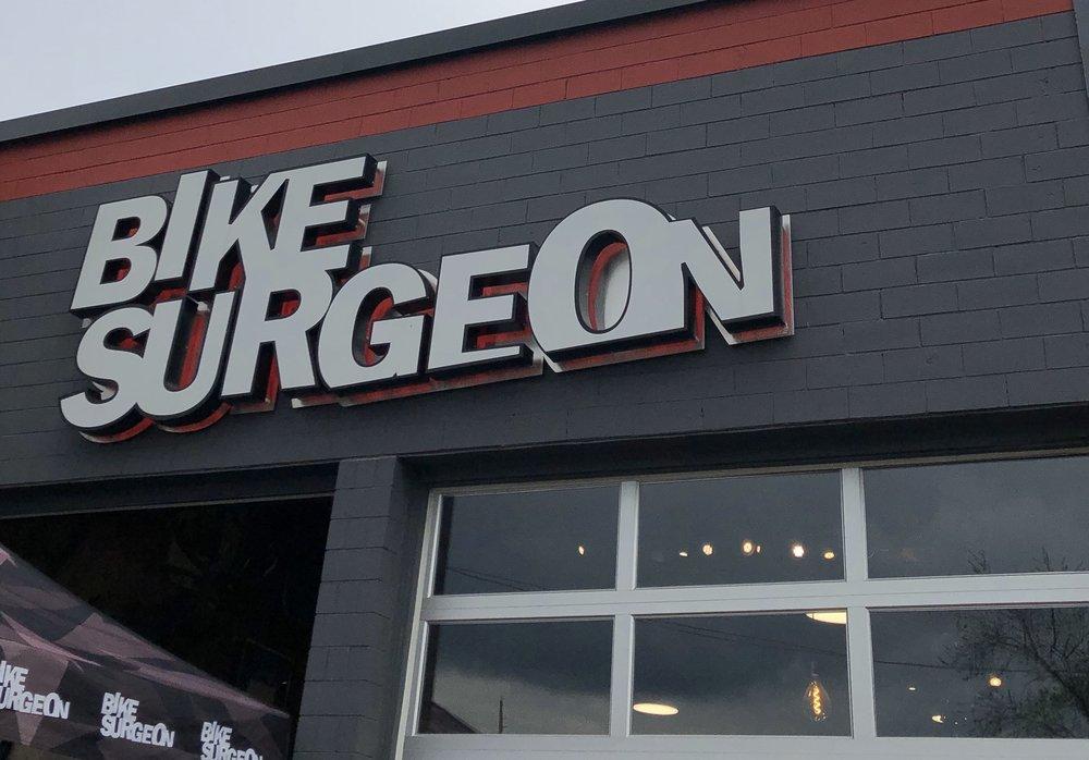 Bike Surgeon