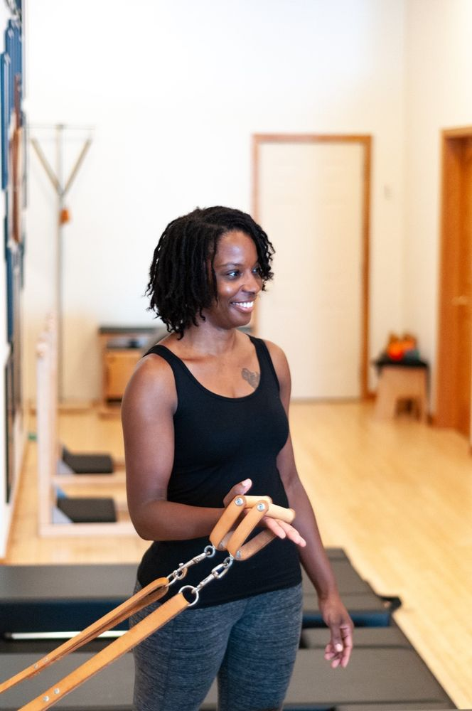 Anointed Hands Massage and Pilates Studio