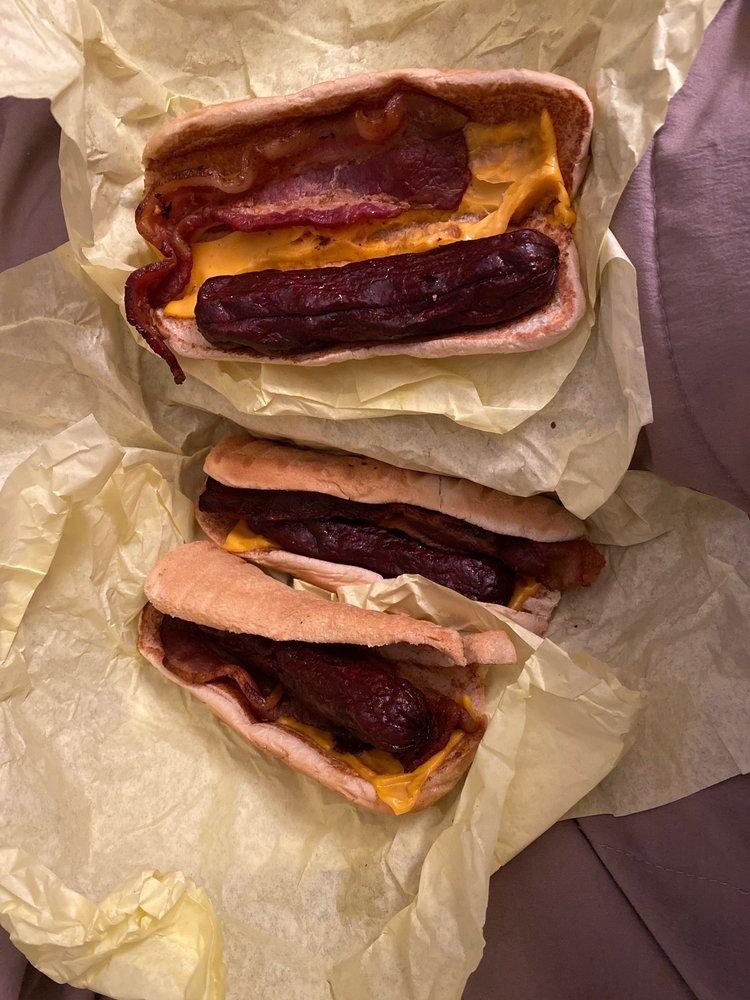 Charley's Famous Hamburgers: 8213 Broadway, Lemon Grove, CA