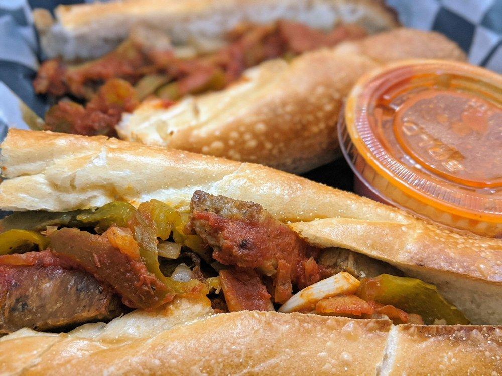 Vinny's Pizzarama: 350 West Broad St, Hatfield, PA