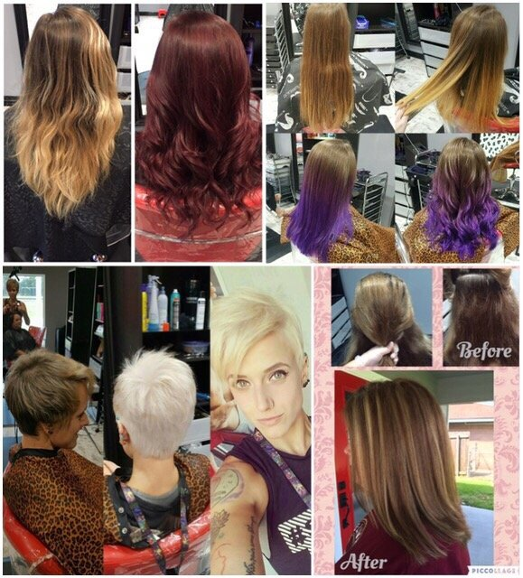 Hair Razors: 406 S San Jacinto Ave, Cleveland, TX