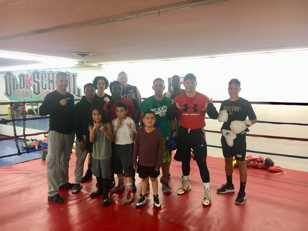 Photos for Old School Boxing And Fitness Center - Yelp
