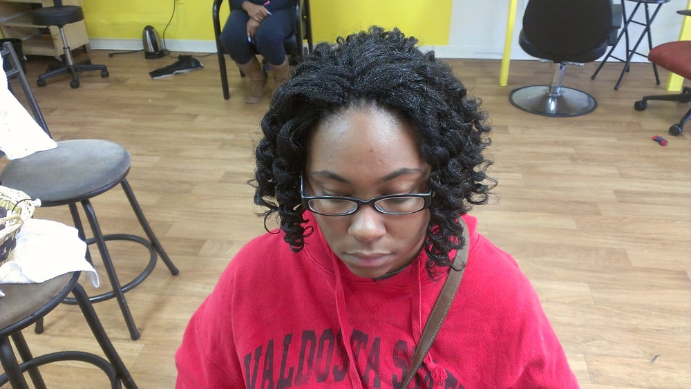 Crochet with marley hair yelp for 3 13 salon marietta ga
