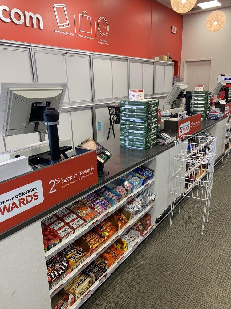 Office Max: 12812 Shops Pkwy, Austin, TX