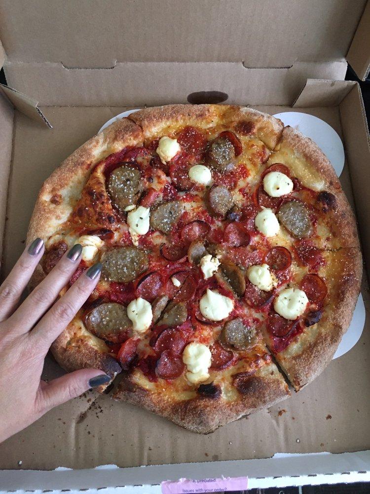 Slice House by Tony Gemignani: 6899 Mission St, Daly City, CA