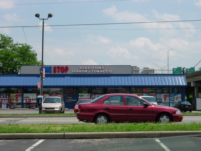 One Stop Liquors: 10 Donnermeyer Dr, Bellevue, KY