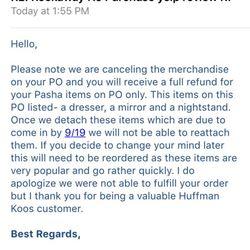 Photo Of Huffman Koos Furniture   Paramus, NJ, United States. Worst  Customer Service
