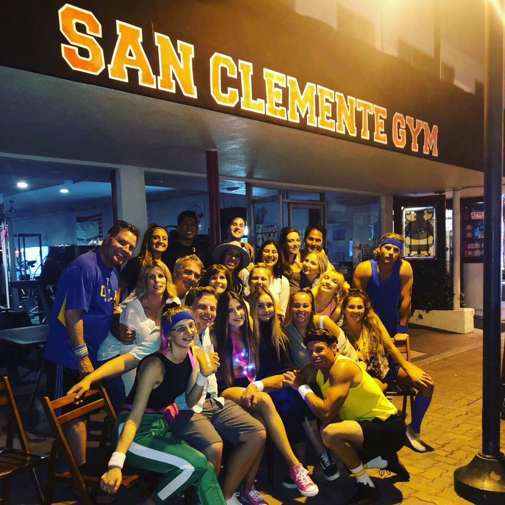 San Clemente Gym & Downtown Athletic Club