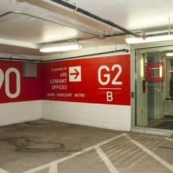 L Enfant Plaza Parking Garage Parking Washington Dc