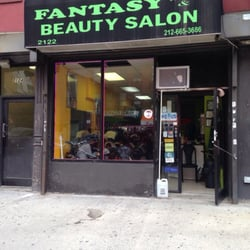 Fantasy nails nail salons 2122 frederick douglass b for 24 hr nail salon nyc