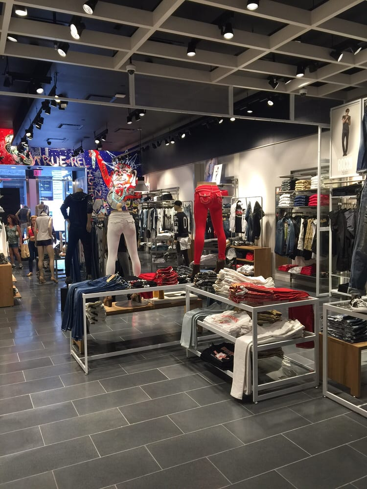 True Religion Brand Jeans: 599 Broadway, New York, NY