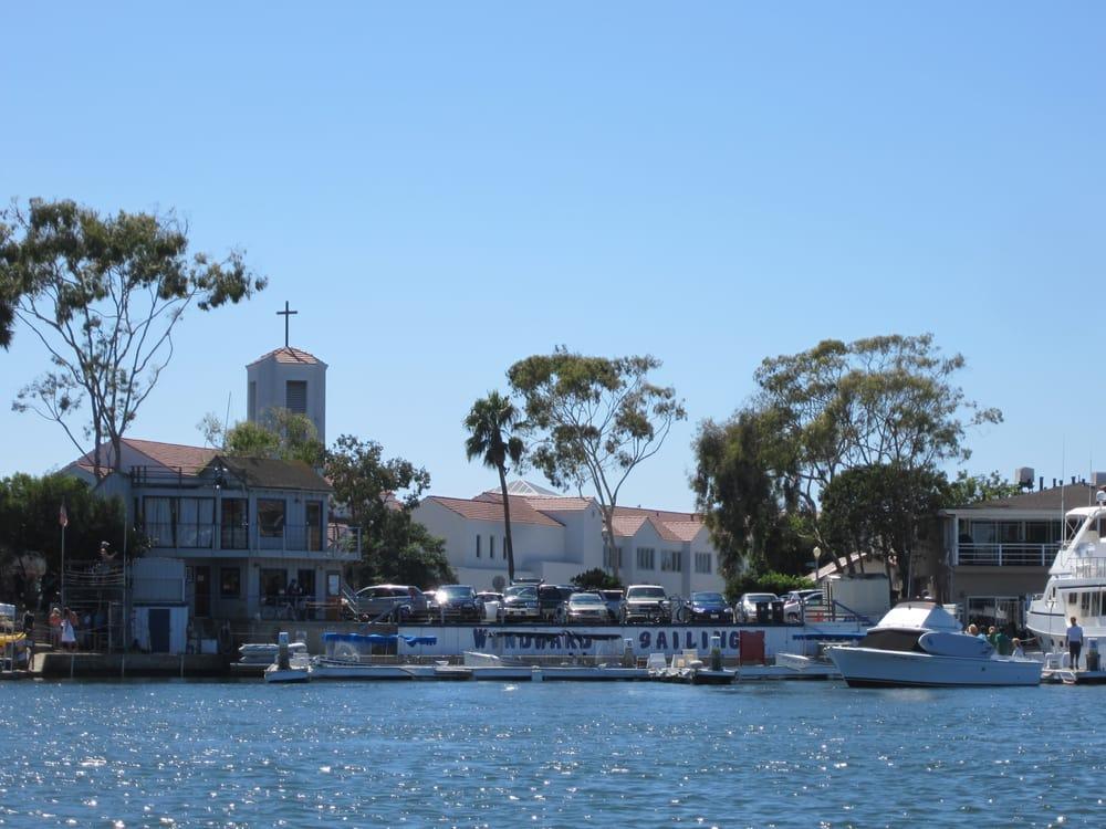 Windward Sailing Newport Beach