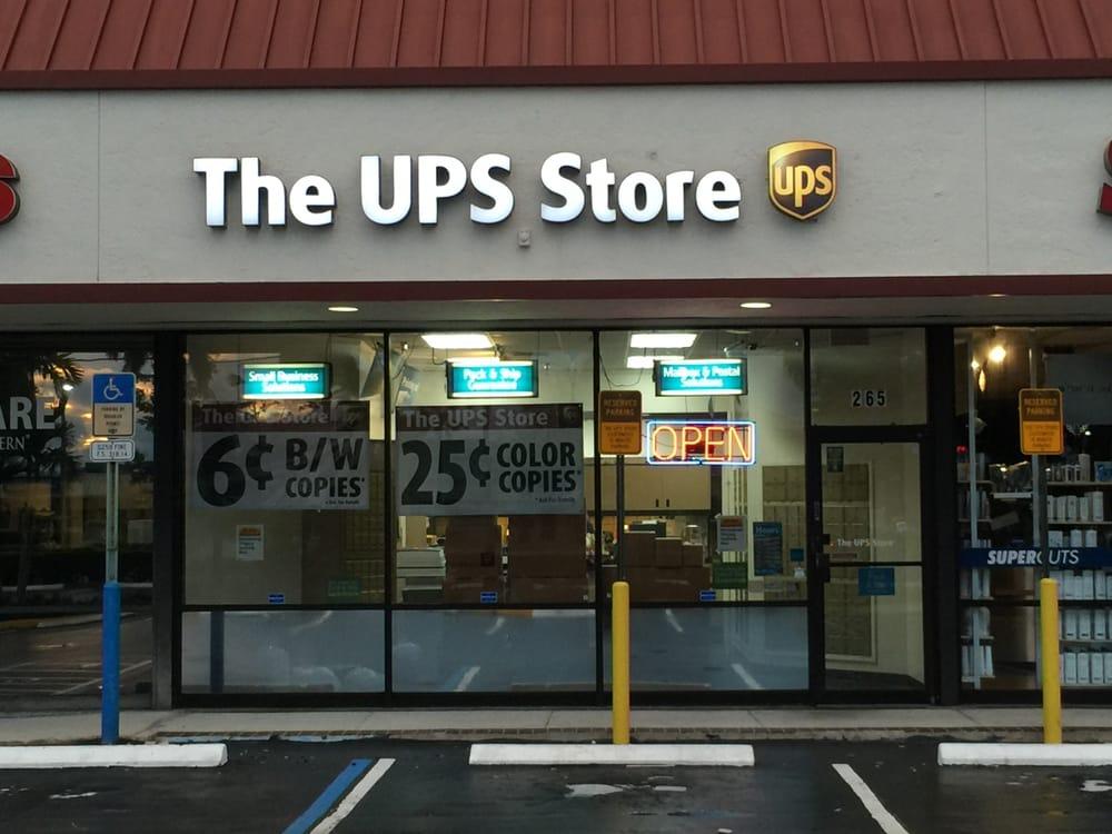 Ups Store West Palm Beach