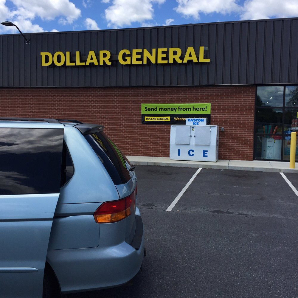Dollar General: 109 State St, Sharptown, MD