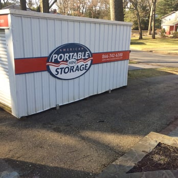 Photo Of American Portable Storage Columbia Md United States My Unit