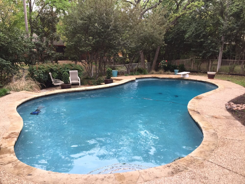 DFW Firefighter Pools